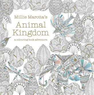 Animal Kingdom by Millie Marotta