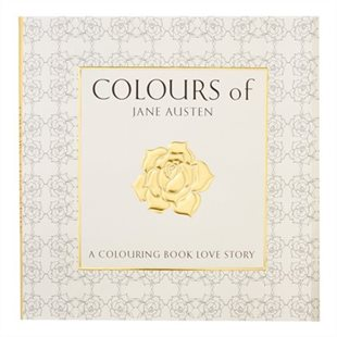 Colours of Jane Austen by Indigo Colour